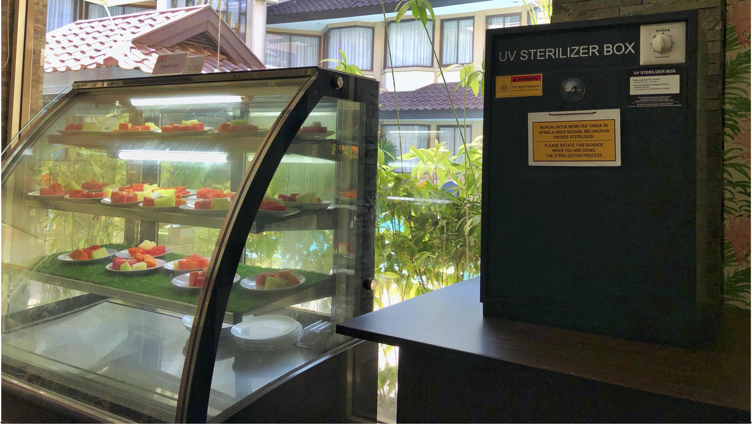UV-C Restaurant